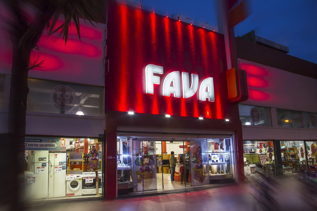 Gigaled Centro Fava # Muebles Fava Mar Del Plata